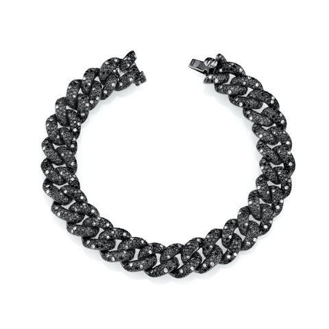 CURVED ID BAR LINK CHOKER