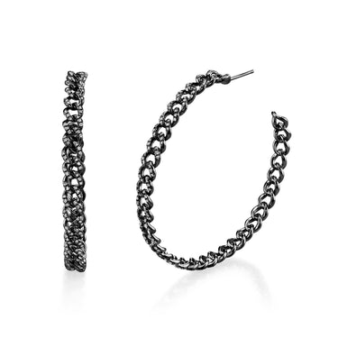 PAVE LINK HOOPS