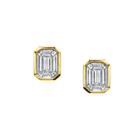TRILLION DIAMOND STUDS