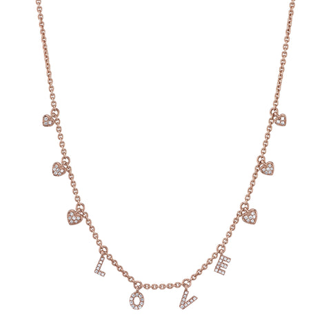 DIAMOND INFINITY HAND CHAIN