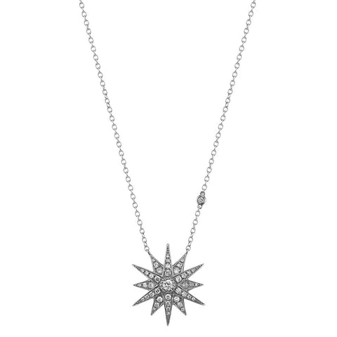 SOLITAIRE MARQUISE NECKLACE