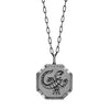 ZODIAC DISK NECKLACE