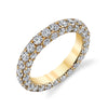 3 SIDED ETERNITY BAND