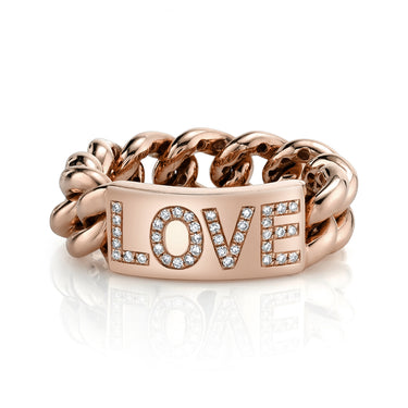 ID LOVE LINK RING