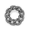 ESSENTIAL PAVE LINK RING