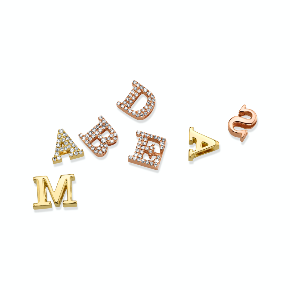 DIAMOND DIY LETTERS