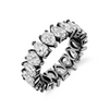 PEAR ETERNITY RING