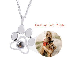 Customised Pet Necklace - For My Doggo