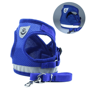Reflective Dog Harness Vest - For My Doggo