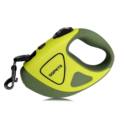 Retractable Dog Leash With LED Flashlight Image 3 Of 4