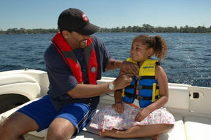 Don't Become a Recreational-Boating Fatality Statistic Stay safe; wear a life jacket