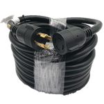 Generator 50 ft L14-30 Extension Cord (15253)