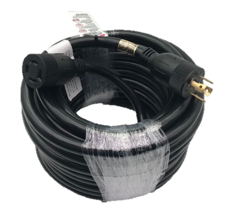 Generator 50 ft L14-20 extension cord (15254)