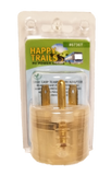 Happy Trails RV  30 Amp Male to standard 15 amp female Adapter (6736T)