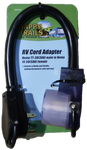 Happy Trails RV 30 Amp Male to 50 Amp Female Adapter (6743T)
