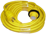 30 Amp - 25 ft Marine Shore Power Extension Cord (7724)