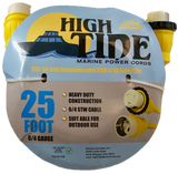High tide Marine 50 Amp - 25 ft Shore Power Extension Cord (7726)