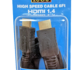 High Tech HDMI Ethernet Cable 6 ft. (7749)