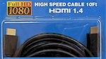 High Tech HDMI Ethernet Cable 10 ft. (7750)