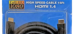 High Tech HDMI Ethernet Cable 15 ft. (7751)