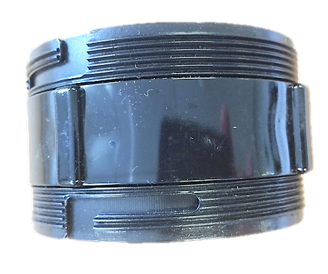 High Tide Marine  30 amp replacement Threaded Adapter Long Collar (8516)