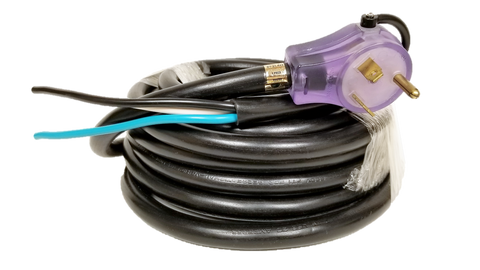 RV Electric Rescue Replacement Cord 30 amp 30 ft. (8794T)