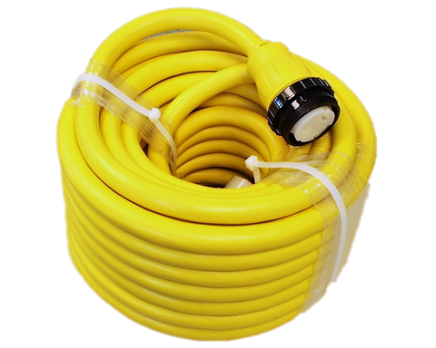 50 Amp - 100 ft Marine Shore Power Extension Cord (9508)