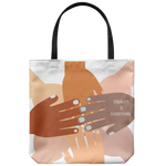 Equality Is Everything - Tote Bag - cormosaic.shop