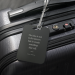 Legacy - Luggage Tag - cormosaic.shop