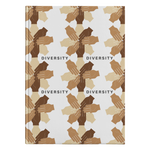 Diversity Hands - Journal Hardcover - cormosaic.shop