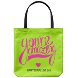 Global Love Day - Tote Bag - cormosaic.shop