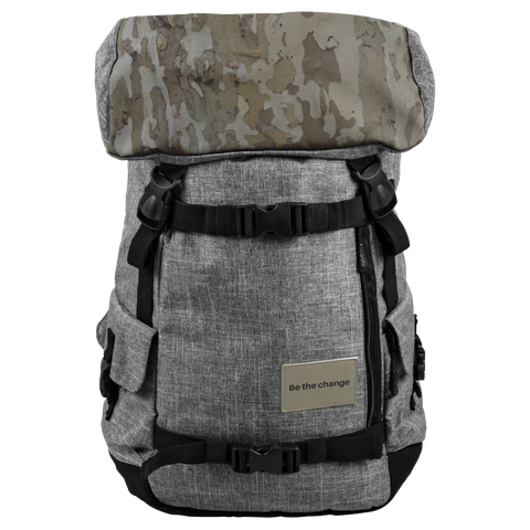 Be The Change - Origaudio® Backpack