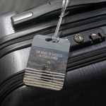 Road To Success - Luggage Tag - cormosaic.shop