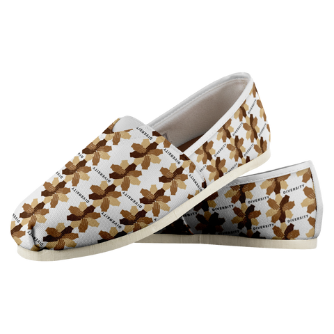 Diversity - Women's Casual Shoe - cormosaic.shop