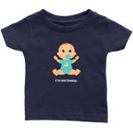 Bossy - Infant T-Shirt - cormosaic.shop