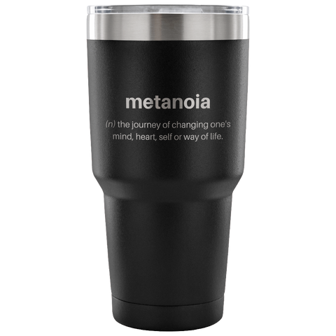 Metanoia- 30 oz Vacuum Tumbler - cormosaic.shop