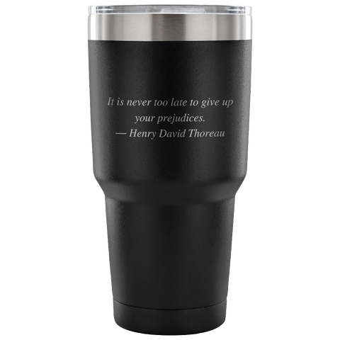 Prejudices - 30 oz Vacuum Tumbler - cormosaic.shop