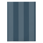 Navy Grey Stripes - Journal Hardcover - cormosaic.shop