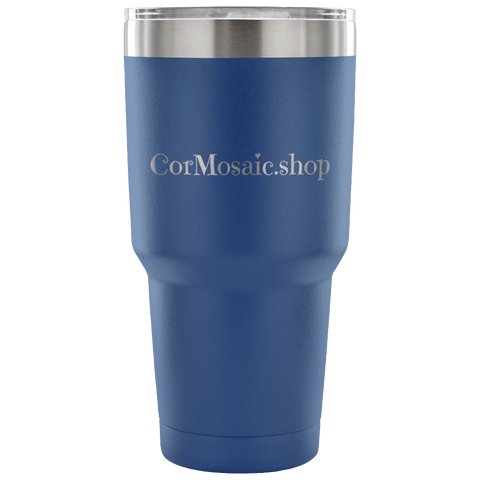 CorMosaic.shop - 30 oz Vacuum Tumbler - cormosaic.shop
