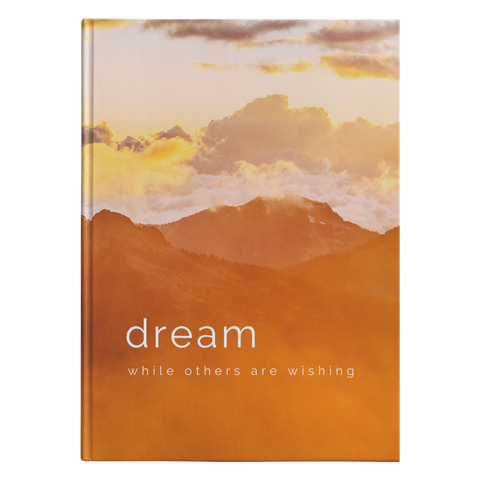 Dream - Journal Hardcover - cormosaic.shop