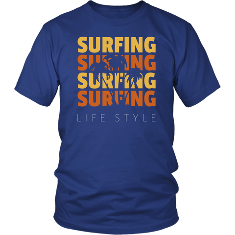 I Love Surfing T-Shirt #ClimateChangeIsReal