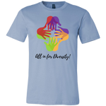 All In For Diversity - Unisex T-Shirt - cormosaic.shop
