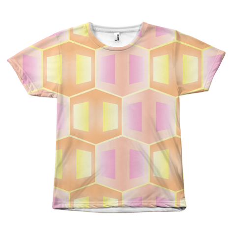 Yellow - Unisex T-Shirt - cormosaic.shop