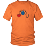 Eye Love U - T-Shirt