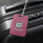 Happiness - Luggage Tag - cormosaic.shop