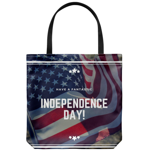 Independence Day - Tote Bag - cormosaic.shop