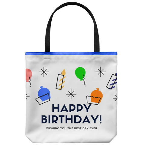 Birthday - Tote Bag - cormosaic.shop
