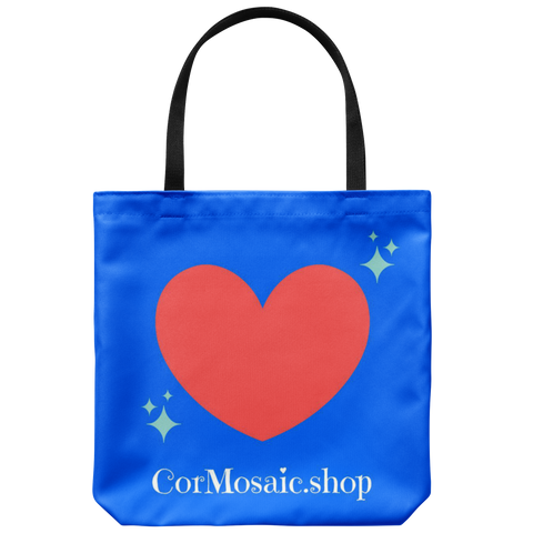 CorMosaic.shop Royal - Tote Bag - cormosaic.shop