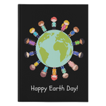 Earth Day - Journal Hardcover - cormosaic.shop