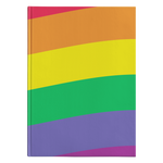 Pride Rainbow - Journal Hardcover - cormosaic.shop